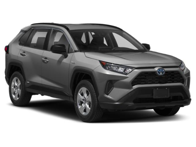 2020 Toyota RAV4 Base Price Hybrid XLE AWD Pricing side front view