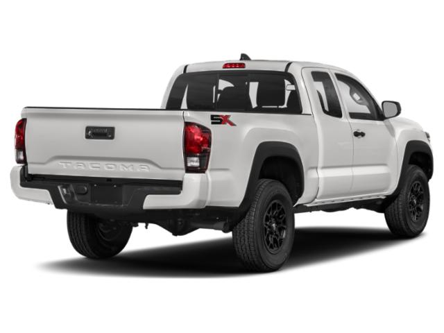 2020 Toyota Tacoma 4WD Base Price SR Double Cab 5' Bed V6 AT Pricing side rear view