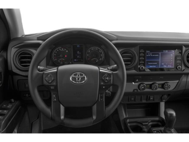 2020 Toyota Tacoma 4WD Base Price SR Double Cab 5' Bed V6 AT Pricing driver's dashboard