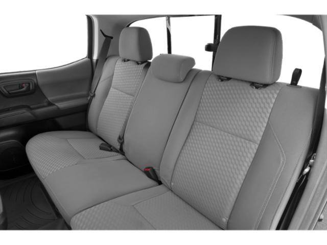 2020 Toyota Tacoma 4WD Base Price SR Double Cab 5' Bed V6 AT Pricing backseat interior