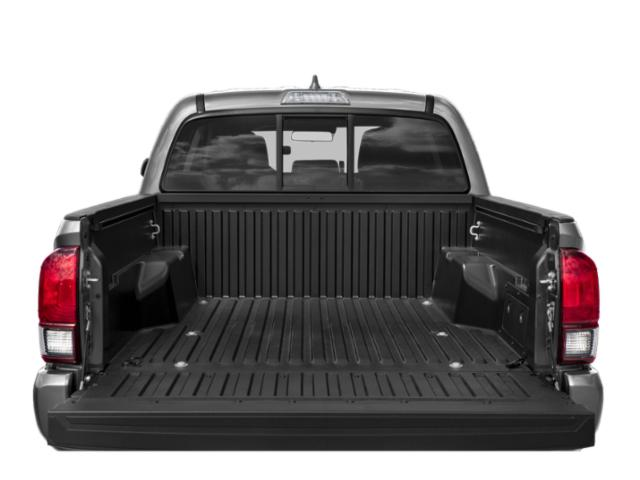 2020 Toyota Tacoma 2WD Base Price SR Double Cab 5' Bed I4 AT Pricing open trunk