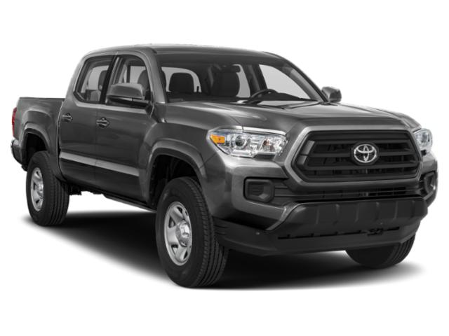 2020 Toyota Tacoma 2WD Base Price SR Double Cab 5' Bed I4 AT Pricing side front view
