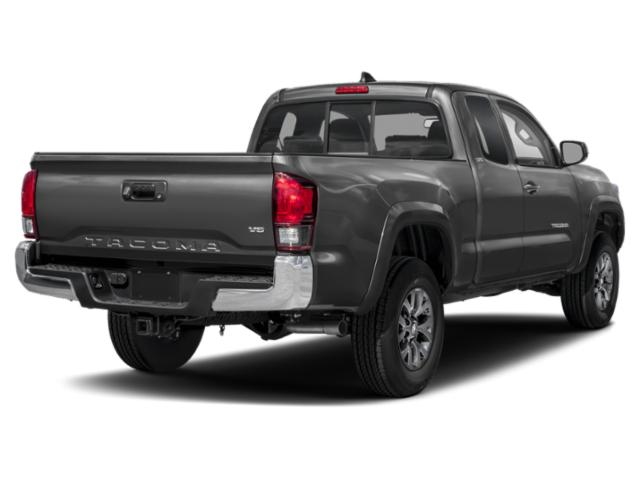 2020 Toyota Tacoma 2WD Base Price SR Double Cab 5' Bed I4 AT Pricing side rear view