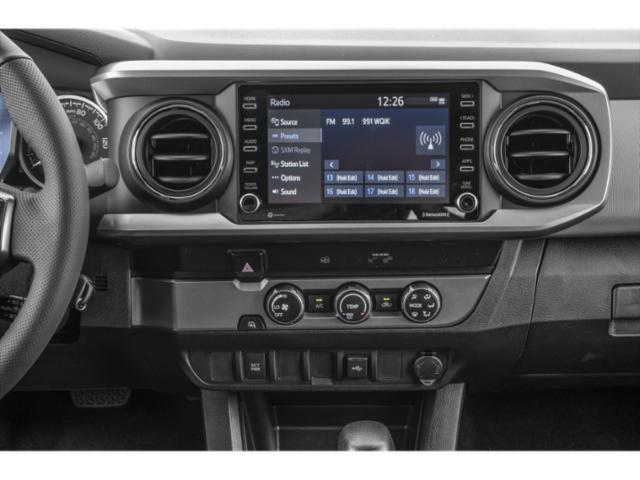 2020 Toyota Tacoma 2WD Base Price SR Double Cab 5' Bed I4 AT Pricing stereo system