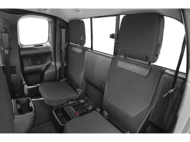 2020 Toyota Tacoma 2WD Base Price SR Double Cab 5' Bed I4 AT Pricing backseat interior