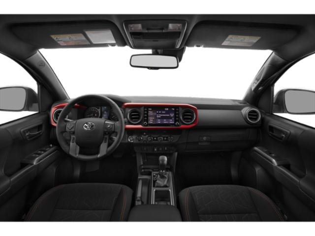 2020 Toyota Tacoma 2WD Base Price SR Double Cab 5' Bed I4 AT Pricing full dashboard