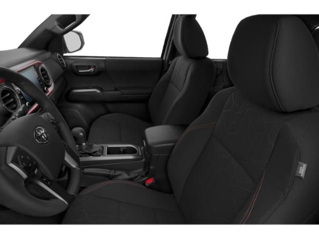 2020 Toyota Tacoma 2WD Base Price SR Double Cab 5' Bed I4 AT Pricing front seat interior