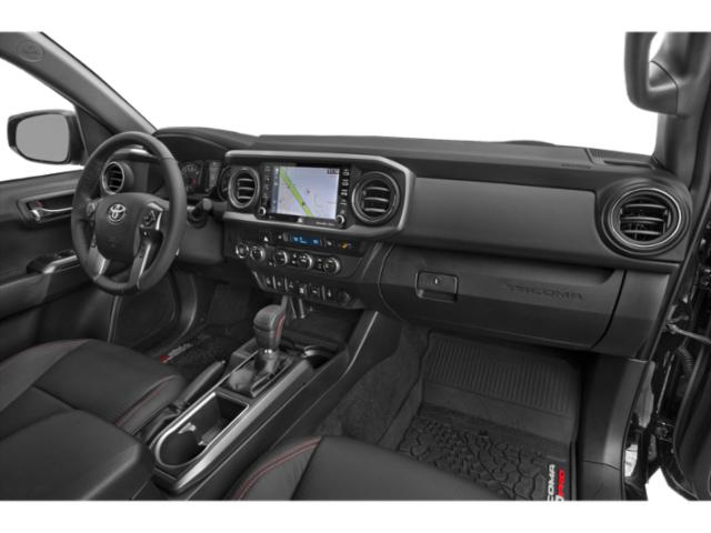 2020 Toyota Tacoma 2WD Base Price SR Double Cab 5' Bed I4 AT Pricing passenger's dashboard