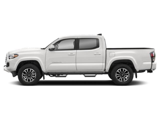 2020 Toyota Tacoma 2WD Base Price SR Double Cab 5' Bed I4 AT Pricing side view