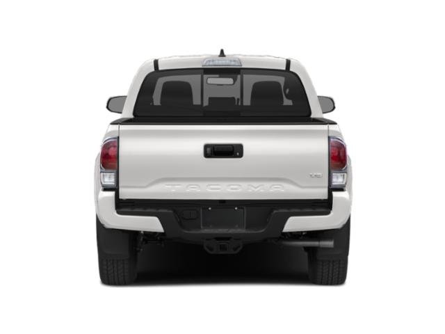 2020 Toyota Tacoma 2WD Base Price SR Double Cab 5' Bed I4 AT Pricing rear view