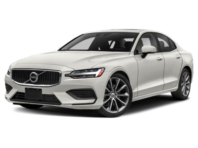 2020 Volvo S60 Base Price T5 FWD Inscription Pricing side front view