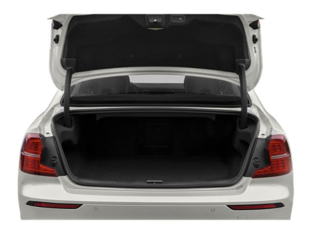 2020 Volvo S60 Base Price T5 FWD Inscription Pricing open trunk