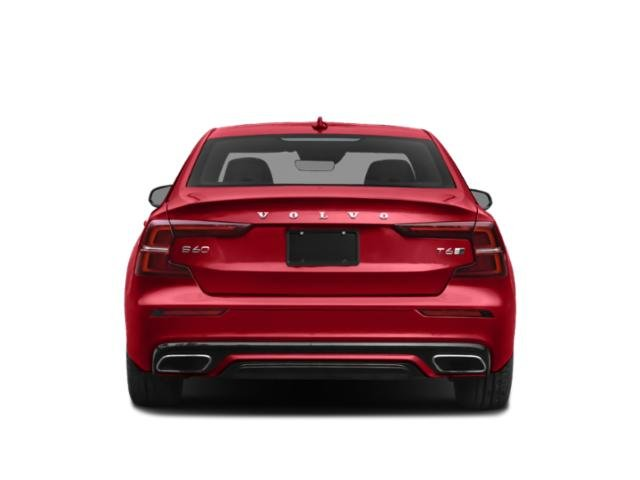 2020 Volvo S60 Base Price T5 FWD Inscription Pricing rear view