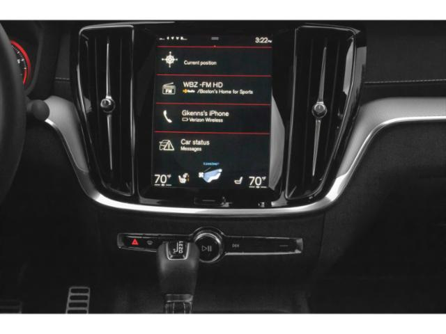 2020 Volvo S60 Base Price T5 FWD Inscription Pricing stereo system