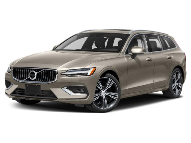 2020 Volvo V60 Base Price T5 FWD Inscription Pricing side front view