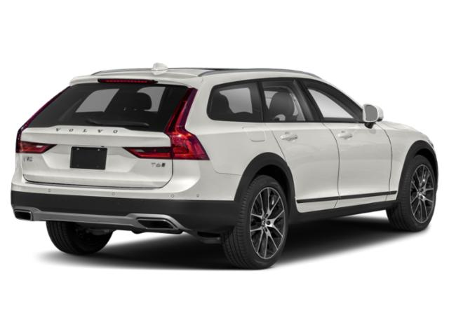 2020 Volvo V90 Cross Country Base Price T6 AWD Pricing side rear view