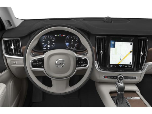2020 Volvo V90 Cross Country Base Price T6 AWD Pricing driver's dashboard