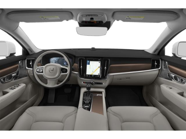 2020 Volvo V90 Cross Country Base Price T6 AWD Pricing full dashboard