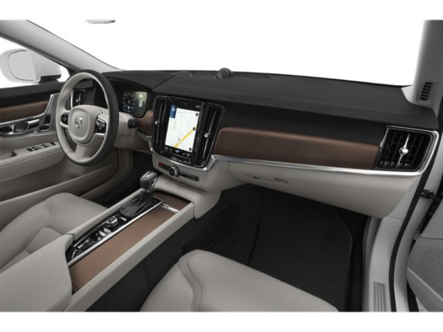 2020 Volvo V90 Cross Country Base Price T6 AWD Pricing passenger's dashboard