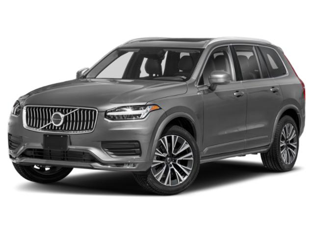 2020 Volvo XC90 Base Price T5 AWD Momentum 7 Passenger Pricing side front view