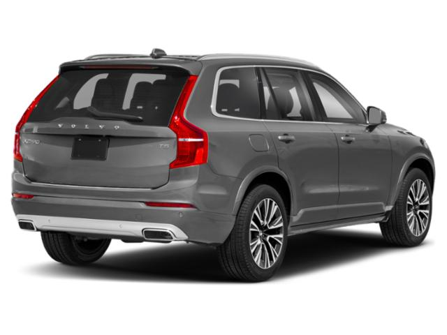 2020 Volvo XC90 Base Price T5 AWD Momentum 7 Passenger Pricing side rear view
