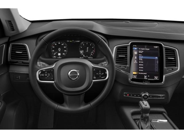 2020 Volvo XC90 Base Price T5 AWD Momentum 7 Passenger Pricing driver's dashboard
