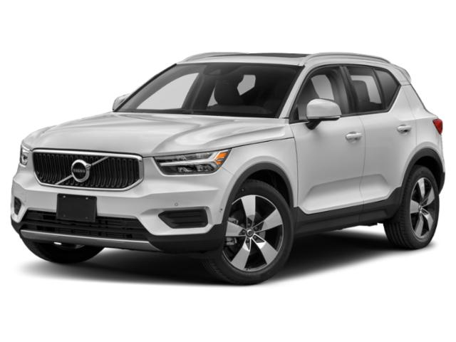 2020 Volvo XC40 Base Price T4 FWD Inscription Pricing side front view