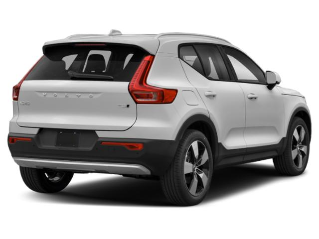 2020 Volvo XC40 Base Price T4 FWD Inscription Pricing side rear view