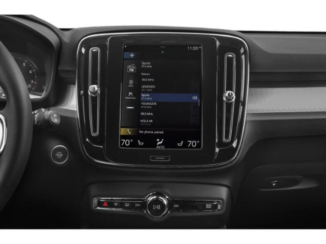 2020 Volvo XC40 Base Price T4 FWD Inscription Pricing stereo system