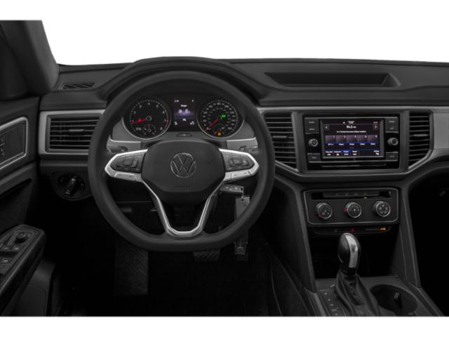 2020 Volkswagen Atlas Cross Sport Base Price 2.0T SEL 4MOTION Pricing driver's dashboard