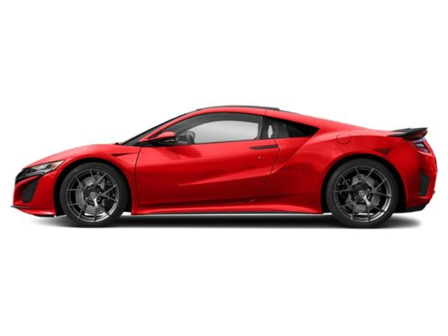 2021 Acura NSX Base Price Coupe Pricing side view