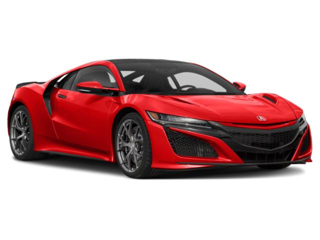 2021 Acura NSX Base Price Coupe Pricing side front view