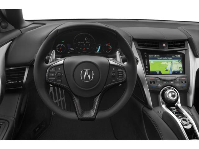 2021 Acura NSX Base Price Coupe Pricing driver's dashboard