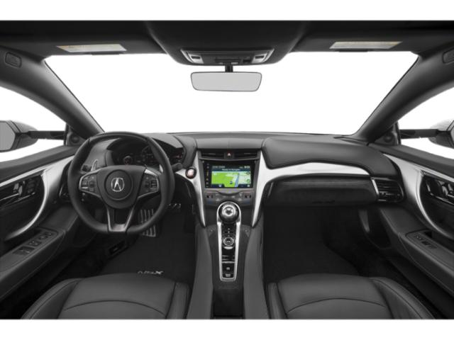 2021 Acura NSX Base Price Coupe Pricing full dashboard