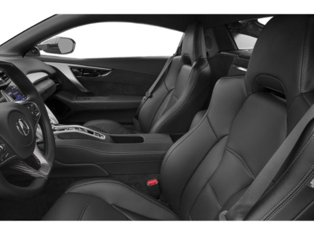 2021 Acura NSX Base Price Coupe Pricing front seat interior
