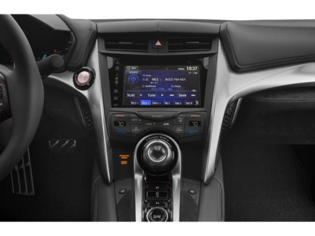 2021 Acura NSX Base Price Coupe Pricing stereo system