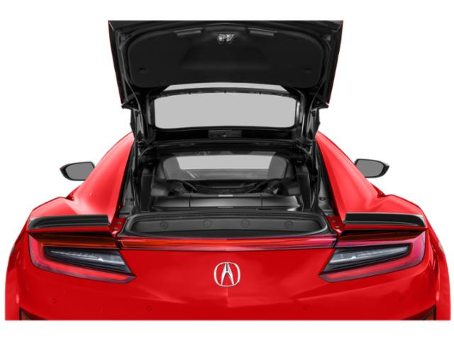 2021 Acura NSX Base Price Coupe Pricing open trunk
