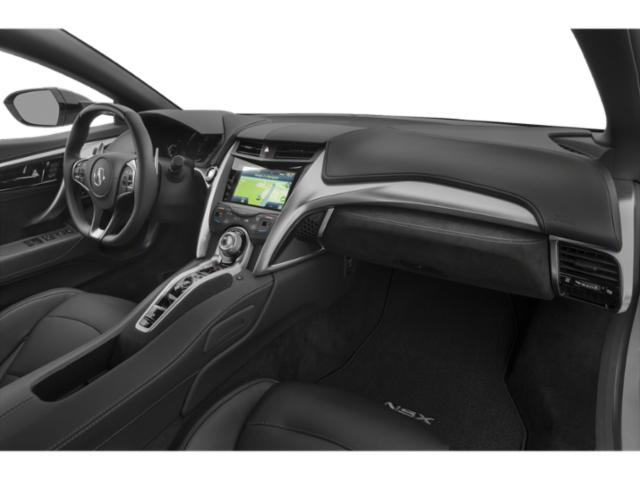2021 Acura NSX Base Price Coupe Pricing passenger's dashboard