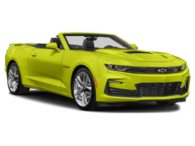 2021 Chevrolet Camaro Base Price 2dr Conv 1LT Pricing side front view