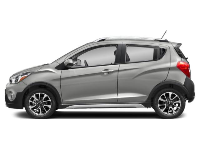 2021 Chevrolet Spark Base Price 4dr HB Man LS Pricing side view