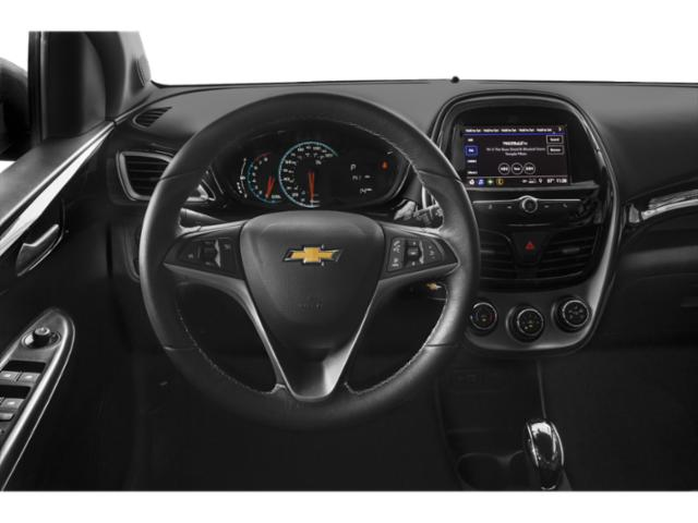 2021 Chevrolet Spark Base Price 4dr HB Man LS Pricing driver's dashboard
