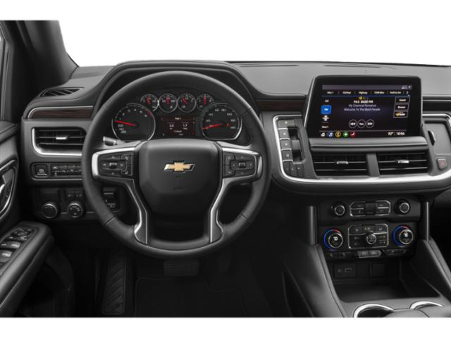 2021 Chevrolet Tahoe Base Price 4WD 4dr Premier Pricing driver's dashboard