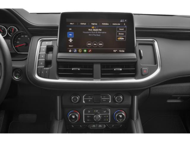 2021 Chevrolet Tahoe Base Price 4WD 4dr Premier Pricing stereo system
