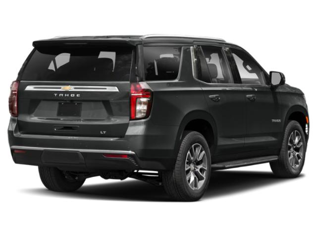 2021 Chevrolet Tahoe Base Price 4WD 4dr Premier Pricing side rear view