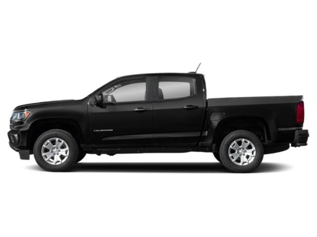 2021 Chevrolet Colorado Base Price 2WD Crew Cab 128 LT Pricing side view
