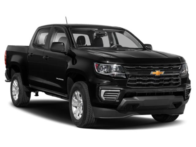 2021 Chevrolet Colorado Base Price 2WD Crew Cab 128 LT Pricing side front view