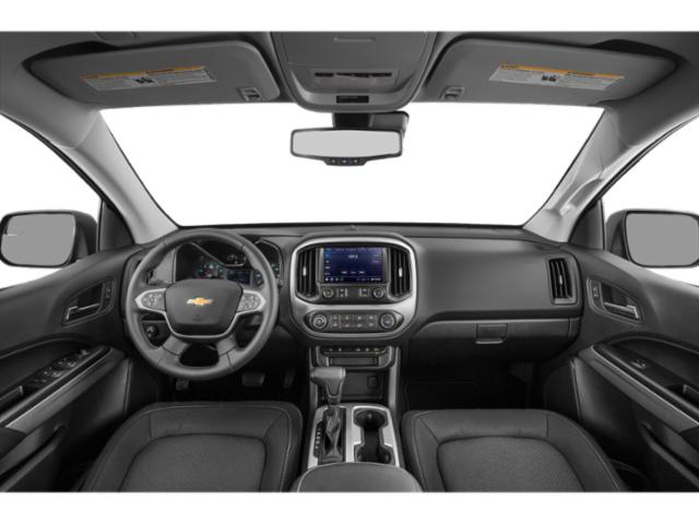 2021 Chevrolet Colorado Base Price 2WD Crew Cab 128 LT Pricing full dashboard