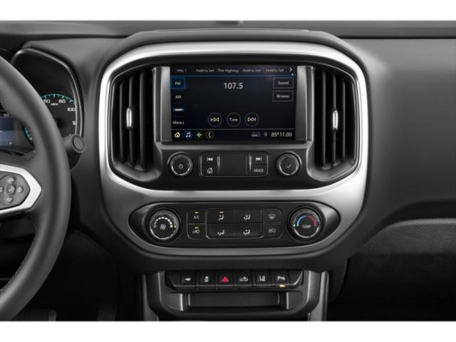 2021 Chevrolet Colorado Base Price 2WD Crew Cab 128 LT Pricing stereo system