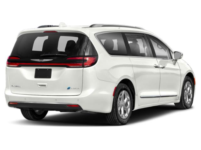 2021 Chrysler Pacifica Base Price Hybrid Pinnacle Pricing side rear view