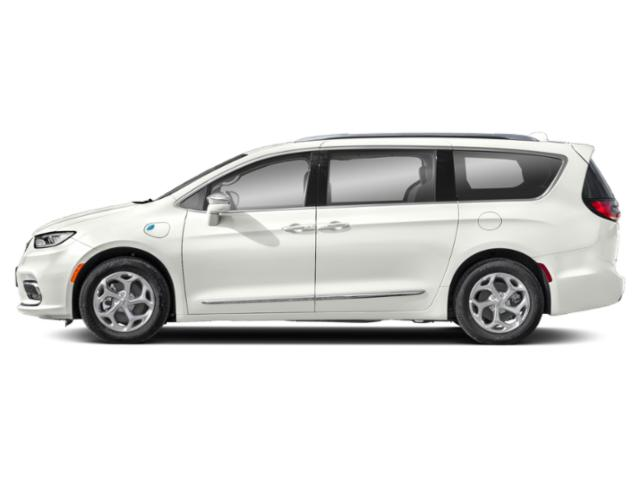 2021 Chrysler Pacifica Base Price Hybrid Pinnacle Pricing side view